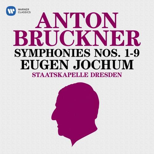 Bruckner: Symphonies Nos. 1 - 9 von Eugen Jochum
