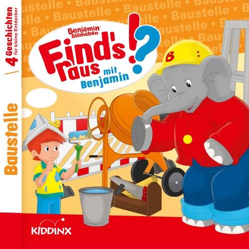 Find's raus mit Benjamin: Baustelle von Benjamin Blümchen