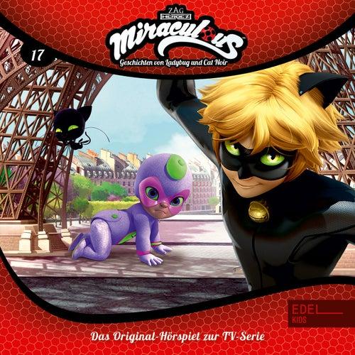 Folge 17: Das Riesenbaby / Doch kein Superheld (Das Original-Hörspiel zur TV-Serie) von Miraculous