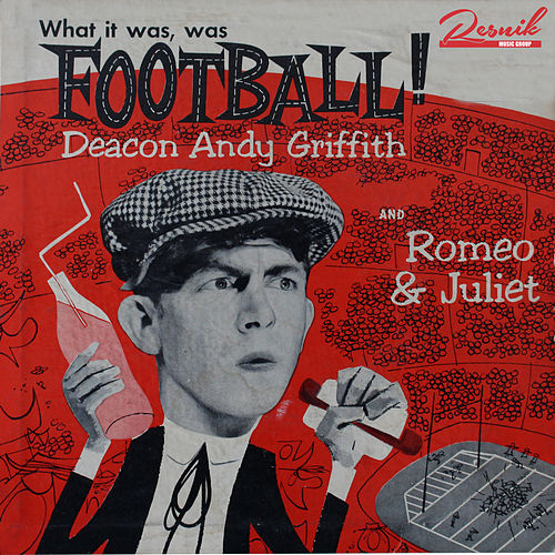 What It Was, Was Football de Andy Griffith