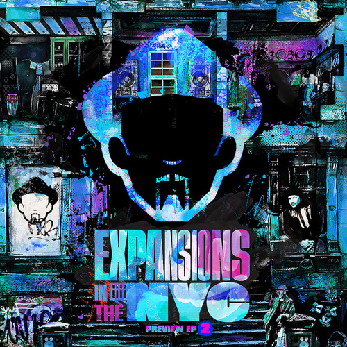 Expansions In The NYC Preview EP 2 de Little Louie Vega