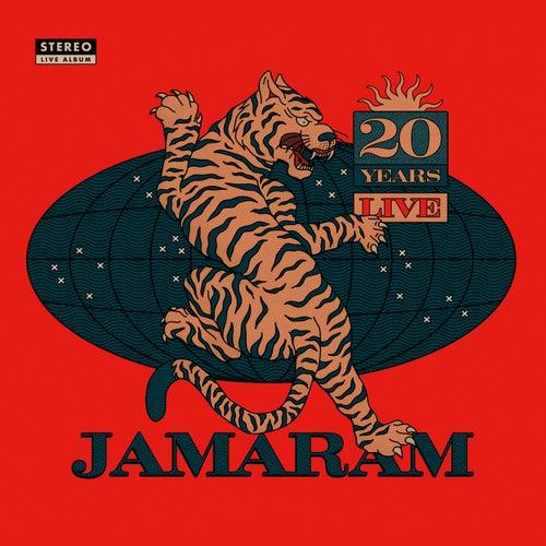 20 Years Live de Jamaram
