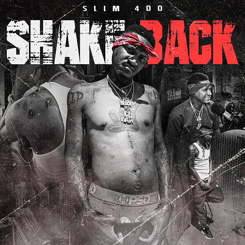 Shake Back de Slim 400