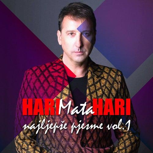 Najljepše pjesme vol.1 by Hari Mata Hari