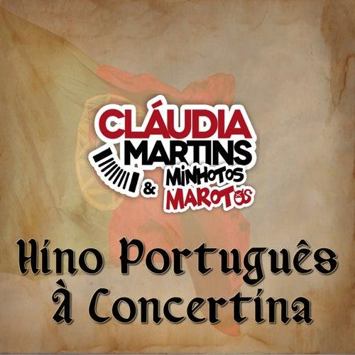 Hino Português à Concertina by Cláudia Martins