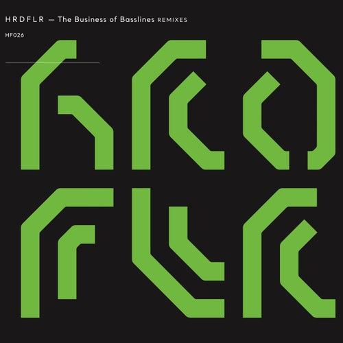 The Business of Basslines (Remixes) by Hardfloor