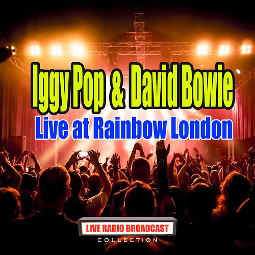 Live at Rainbow London (Live) de Iggy Pop