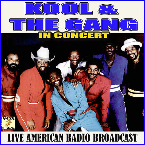 In Concert (Live) de Kool & the Gang