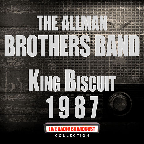 King Biscuit 1987 (Live) de The Allman Brothers Band