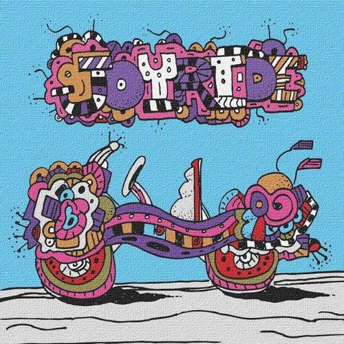 Joyride: Friends Take the Wheel von Louie Pérez