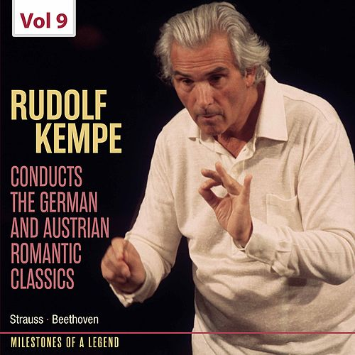 Milestones of Legends: Rudolf Kempe, Vol. 9 (Live) de Rudolf Kempe