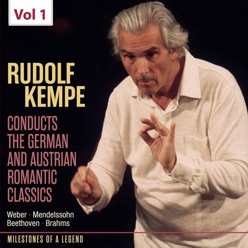 Milestones of Legends: Rudolf Kempe, Vol. 1 de Rudolf Kempe