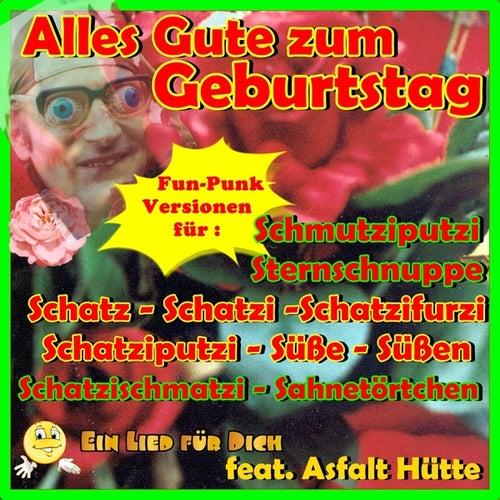 Alles Gute zum Geburtstag! Kose-Namen Teil 2! Fun-Punk Versionen! von Ein Lied für Dich