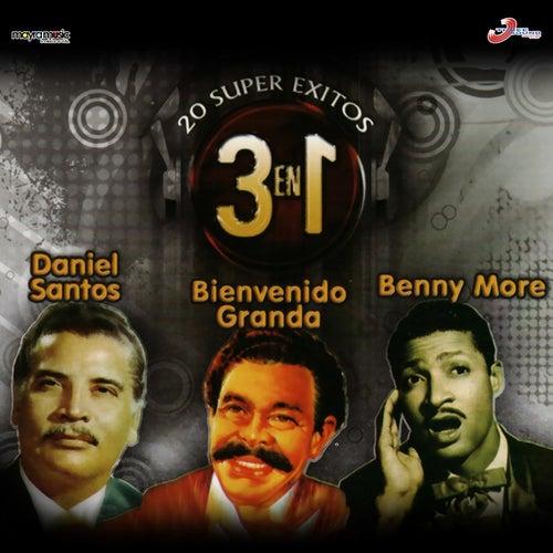 3 En 1 by Daniel Santos