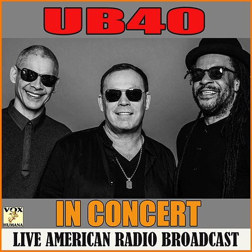 In Concert (Live) by UB40