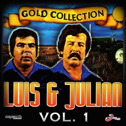 Gold Collection Vol. 1 de Luis Y Julian