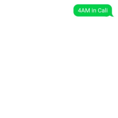 4 AM In Cali de Son oV Sam