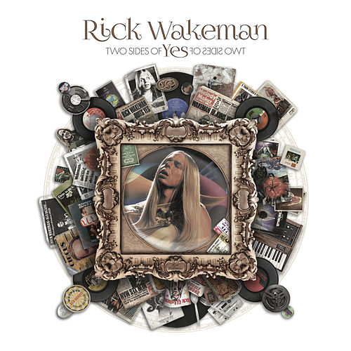 Two Sides of Yes de Rick Wakeman