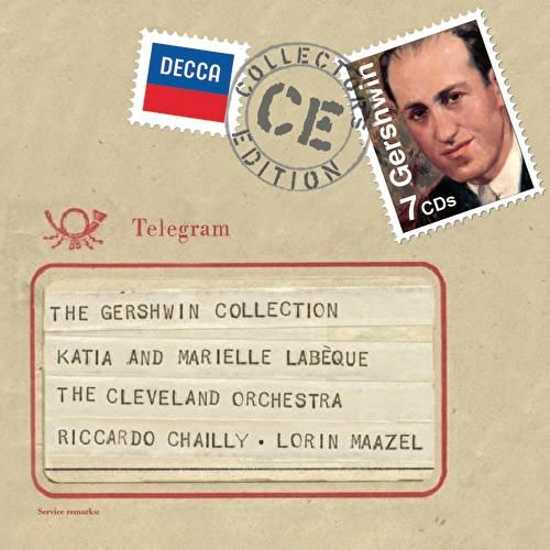 The Gershwin Collection di Various Artists