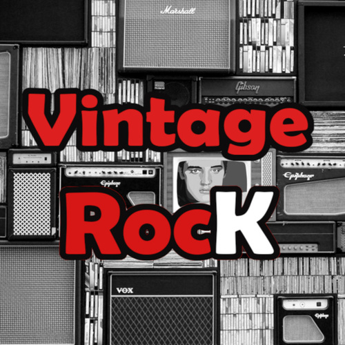 Vintage Rock di Various Artists