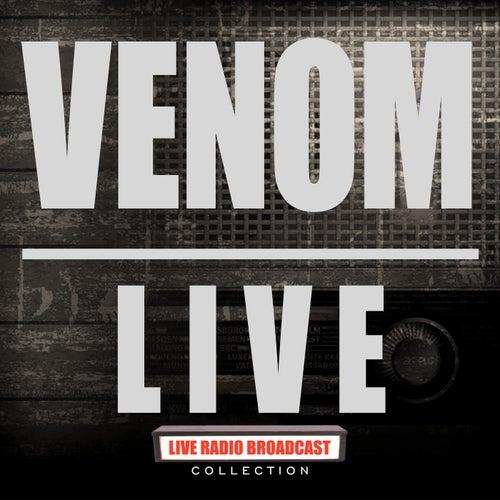 Venom Live (Live) by Venom