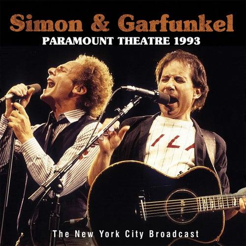 Paramount Theatre 1993 van Simon & Garfunkel