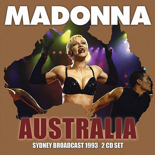 Australia de Madonna