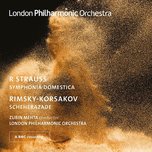 Zubin Mehta conducts Strauss and Rimsky-Korsakov von Zubin Mehta