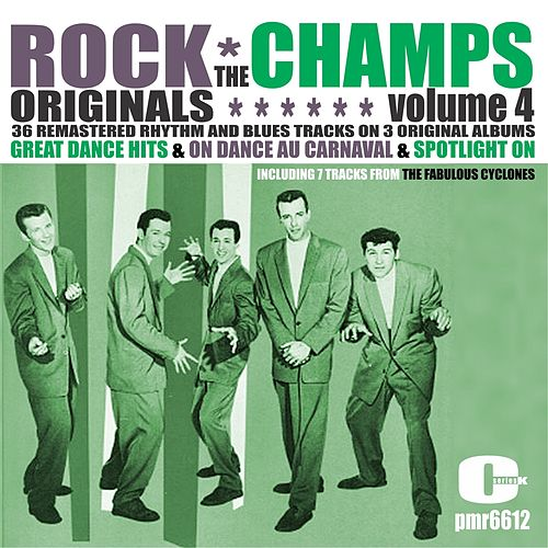 Rock Originals, Volume 4 de The Champs