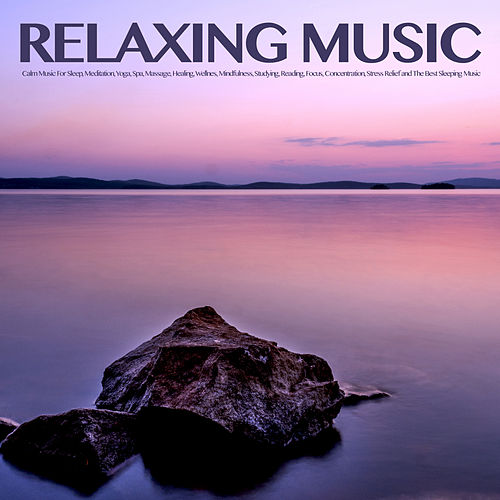 Relaxing Music: Calm Music For Sleep, Meditation, Yoga, Spa, Massage, Healing, Wellnes, Mindfulness, Studying, Reading, Focus, Concentration, Stress Relief and The Best Sleeping Music von Relaxing Music (1)