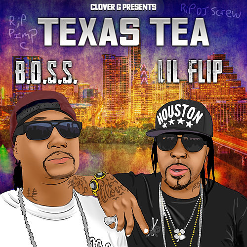Texas Tea by Boss