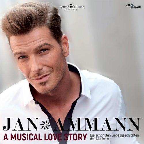 A Musical Love Story - Die schönsten Liebesgeschichten des Musicals von Various Artists