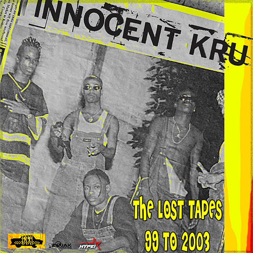 The Lost Tapes by Innocent Kru