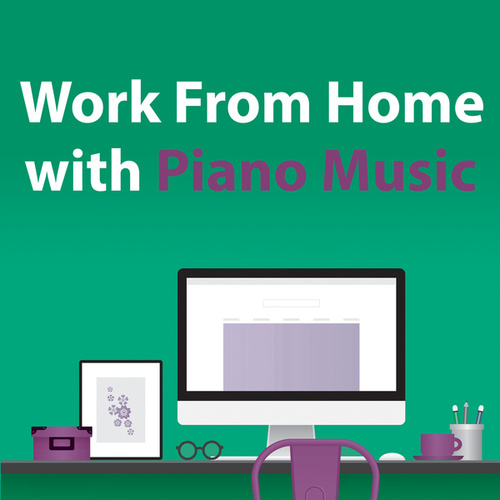 Work From Home With Piano Music de Claude Debussy