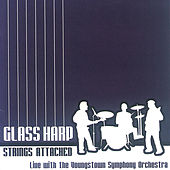 Glass Harp Strings Attached Live with the Youngstown Symphony Orchestra by Glass Harp