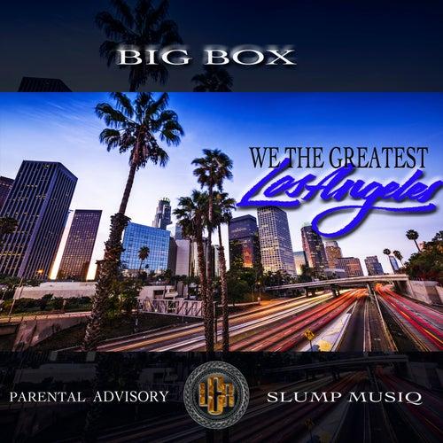 We the Greatest (feat. Slump Musiq) by Big Box