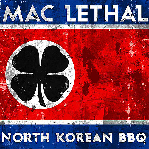 North Korean BBQ van Mac Lethal