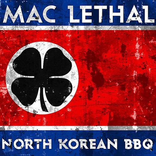 North Korean BBQ van Mac Lethal