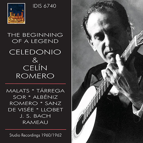 The Beginning of a Legend: Celedonio & Celin Romero by Celedonio Romero