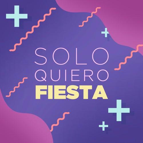 Solo Quiero Fiesta de Various Artists