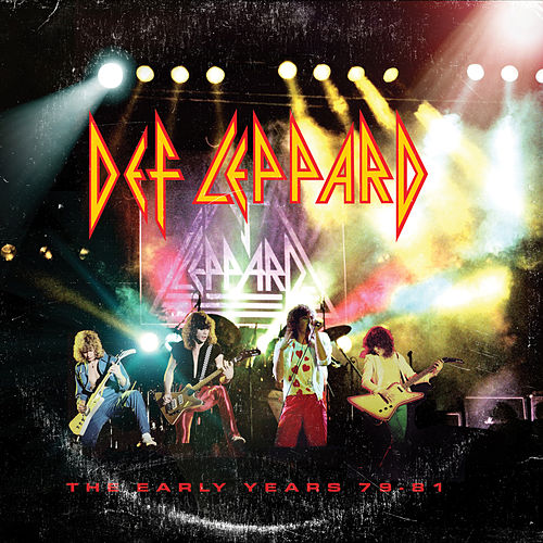 The Early Years de Def Leppard