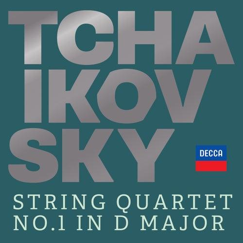 Tchaikovsky: String Quartet No. 1 in D Major, Op. 11 by Gabrieli String Quartet