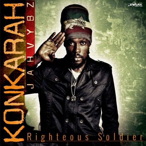Righteous Soldier by Konkarah Jahvybz