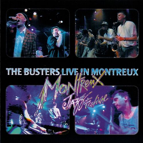 Live in Montreux de The Busters