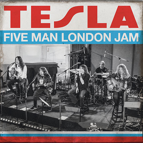 Five Man London Jam (Live At Abbey Road Studios, 6/12/19) de Tesla
