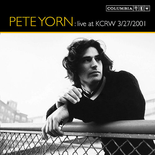 Live at KCRW 3/27/2001 by Pete Yorn