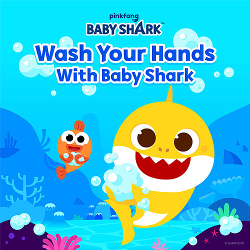 Wash Your Hands with Baby Shark by Pinkfong