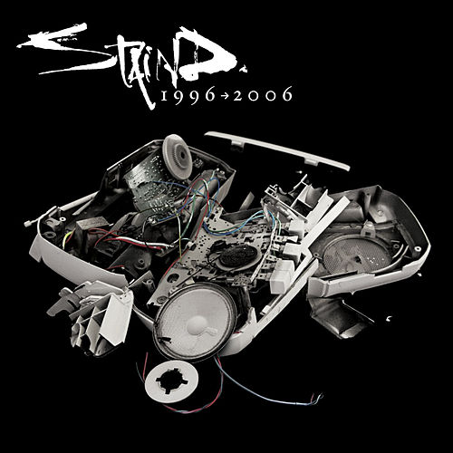 The Singles 1996-2006 by Staind