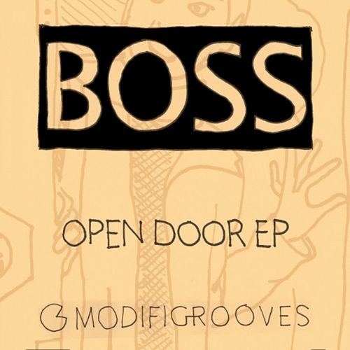 Open Door E.P by Various Artists