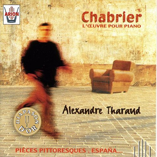 Chabrier : L'oeuvre pour piano, vol. 2 fra Alexandre Tharaud
